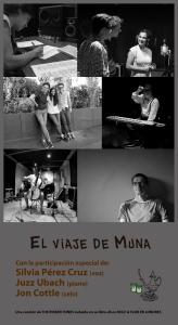 Collage - El viaje de Muna